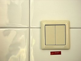 Two switches are often grouped into one switch unit for user convenience.