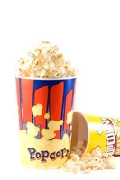 Flavocol adds authentic movie theater taste to popcorn.