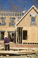 Sheathing is important to the strength of a roof.