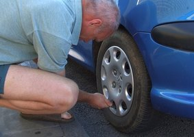 Maintain correct air pressure in your tires.