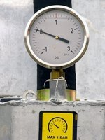 Test a pressure cooker gauge at least once a year.