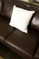 Keep your leather furniture in good shape by treating it right.