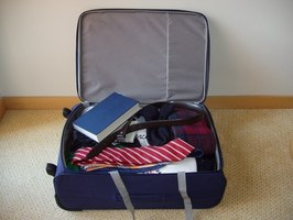Organized packing ensures specific requirements are met and limited dorm space is maximized.