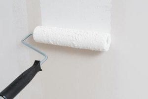 Waterproof paint will be a key material in sealing your basement walls.
