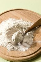 Store flour properly to maintain freshness.