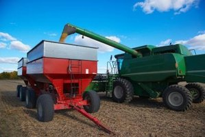 Combines can be adapted to harvest multiple grains.