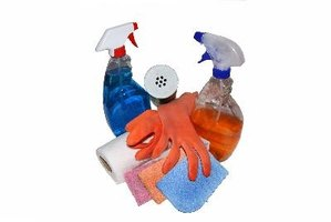 Proper disposal of cleaning agents is important to the health of the environment.