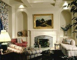 Learn how to remove paint from fireplace bricks.