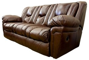 cleaning dust from a leather sofa is typically a simple process