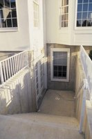 Use caution if planning to enclose a basement window, it may be deemed a hazard.