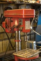 A drill press may help you control your speed better.