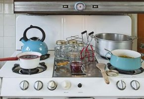 Stove-top vents can ruin the look of a kitchen.