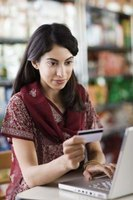 Customers order products online with virtual prepaid Visa cards.