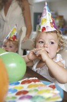 First birthday parties are more for parents than the baby.