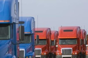Licensing requirements for commercial motor vehicles (CMV) are determined by U.S. law.