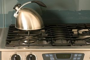Abrasive cleaners can damage your stove top.