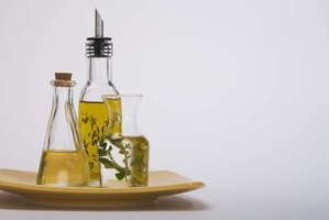 Adding healthy fats, such as olive oil, to foods will increase the calories.