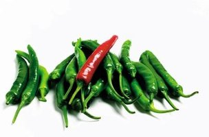 Compost worms have the ability to detect and avoid hot peppers.