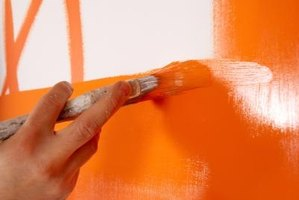 Before you start painting, prime your paper with gesso for a smooth, nonabsorbent surface.