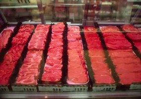 There are several cuts of beef labeled by the USDA as extra-lean.