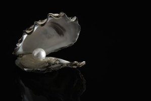 Take a trip to find a natural pearl for your anniversary.