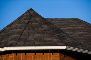 Shingles are found on all different types of roofs.