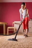 Vacuum frequently to get rid of mite infestations.