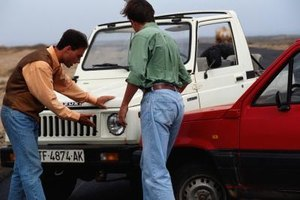 Progressive auto insurance can cover accident repair expenses.