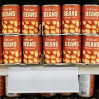 Beans are a staple ingredient in hobo chili.