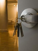 Your state laws may give your landlord the right to your house key.