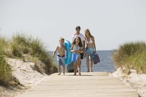 The Eastern Shore offers kids plenty of activities.