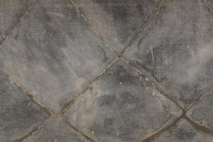 Tumbled marble may require a larger grout joint to help keep tile rows straight.