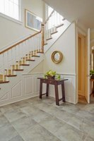 Decorate the walls, landing and other areas around your staircase for a welcoming look.