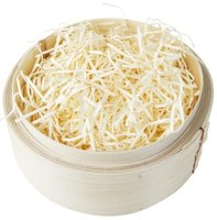 Shredded paper is commonly used as a gift basket filler.