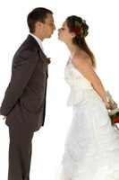 Get guests involved in wedding reception games.