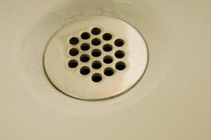 Your sink can run clear after using a drain auger.