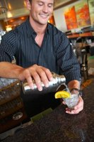 Bartending can be a fun hobby or a lucrative job.