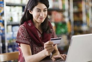 An open credit card is usable if you have money available on your credit line.