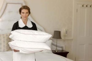 Once you flatten a pillow, you can always fold it for extra support as needed.