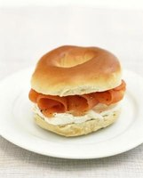 Bagels are a popular snack or breakfast food all over the world.
