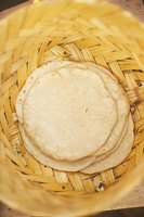 Tortillas can be used in many different ways, not just as an ingredient in Mexican food.