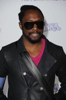 Will.i.am frequently uses audio effects on his voice, including the stutter effect.