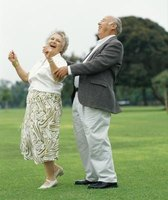 Seventy is a great age to start having fun.