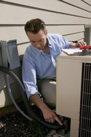 The EPA requires certification for HVACR technicians who handle refrigerant.