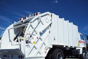 Most Florida garbage truck drivers earn at least $11 per hour.