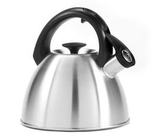 Clean your kettle with vinegar.