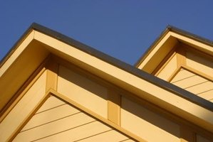 Fascia and soffit cover the eaves of your home.