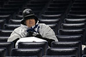 Fans paid as much as $1,600 per seat at Yankee Stadium in 2011.