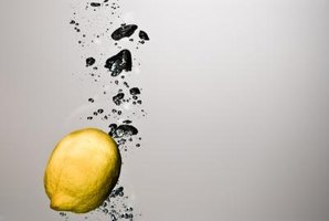 Alkaline lemon water can help to balance your body's internal pH.