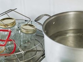 Increase the shelf life of barbecue sauce through hot water bath canning.